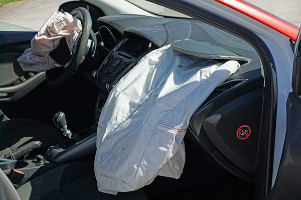 Can You Drive a Car With Airbags Deployed