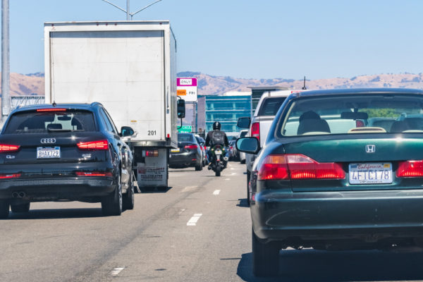 Is Lane Splitting Legal in Florida