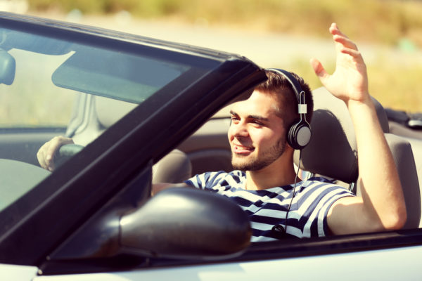 Is it illegal to drive with headphones