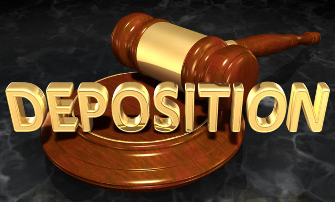 What Happens After a Deposition